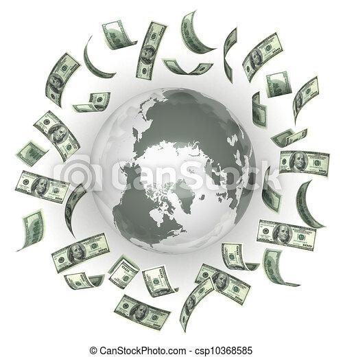 グローバルなビジネス - csp10368585