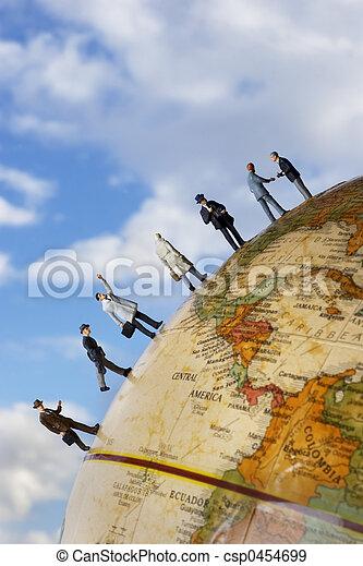 グローバルなビジネス - csp0454699