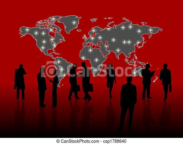 グローバルなビジネス - csp1788640