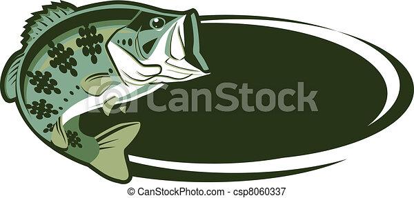 ゲーム魚 - csp8060337