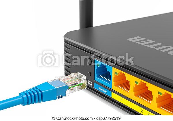 コネクター Lan 側 ふさぐこと 背中 無線 インターネット