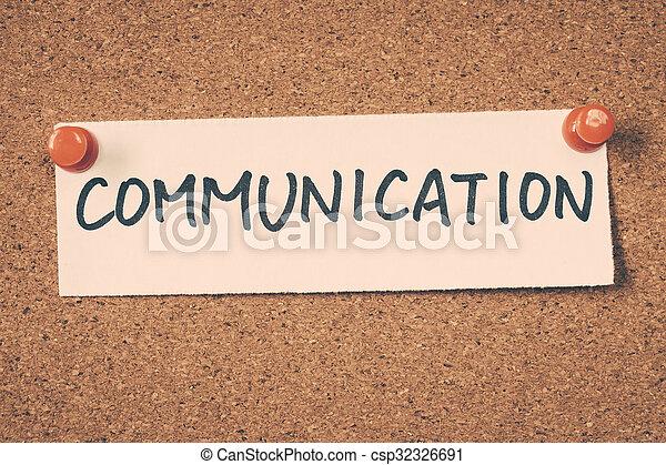 コミュニケーション - csp32326691
