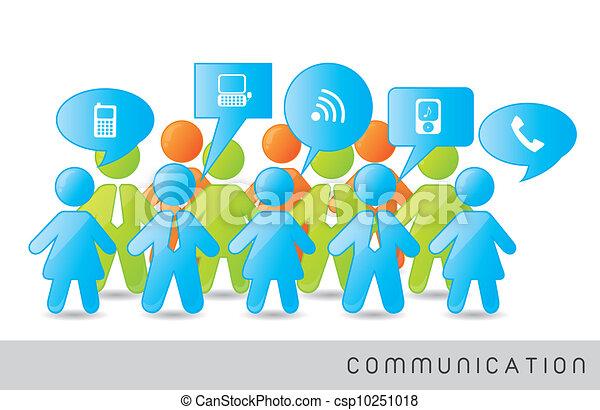 コミュニケーション - csp10251018