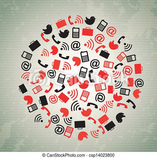 コミュニケーション - csp14023800