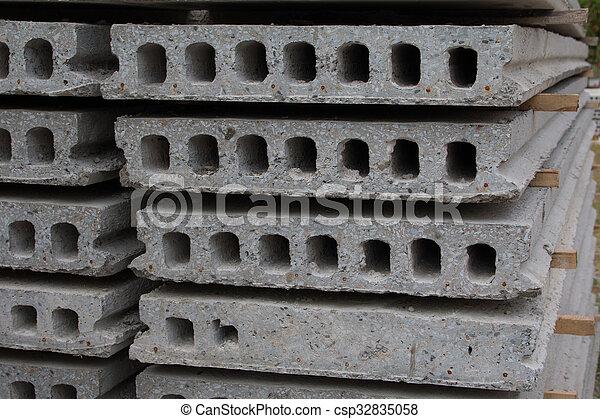 コンクリート, 厚板 - csp32835058