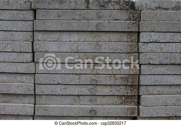 コンクリート, 厚板 - csp32830217