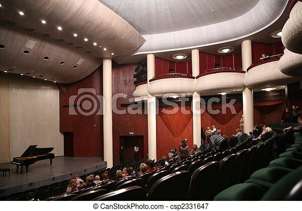 コンサートホール - csp2331647