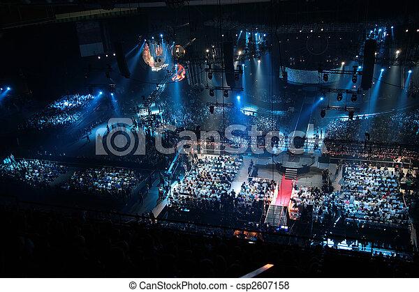 コンサートホール - csp2607158