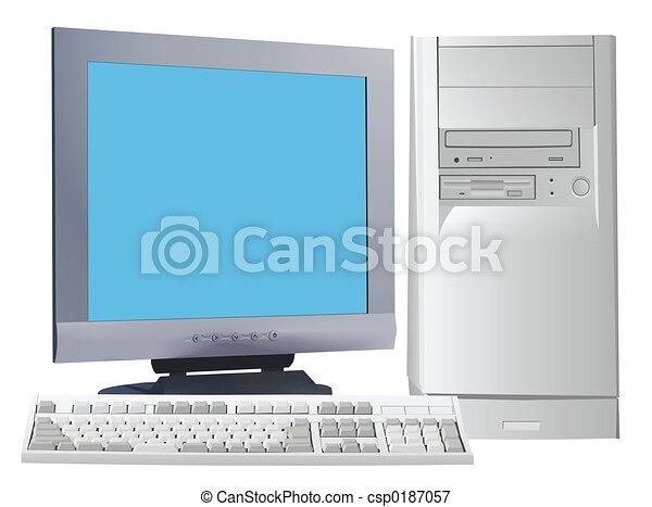 コンピュータ - csp0187057
