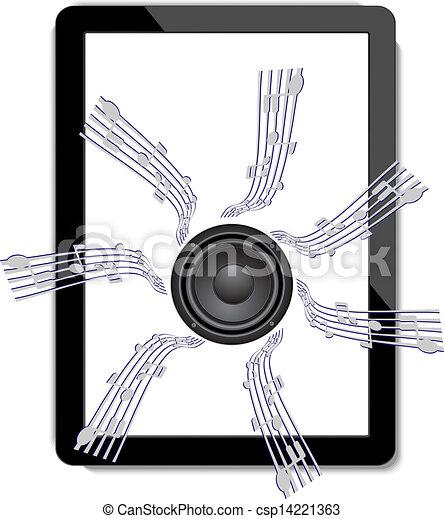 コンピュータ, タブレット - csp14221363