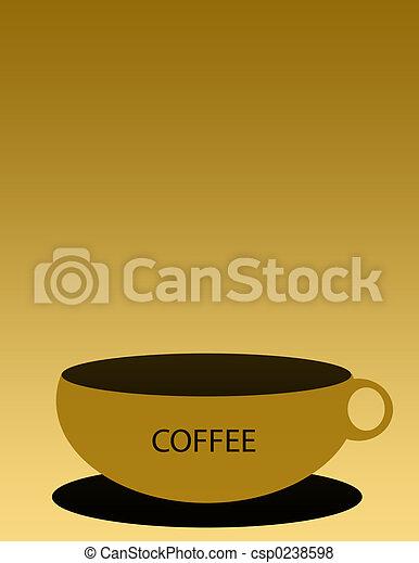 コーヒーカップ - csp0238598