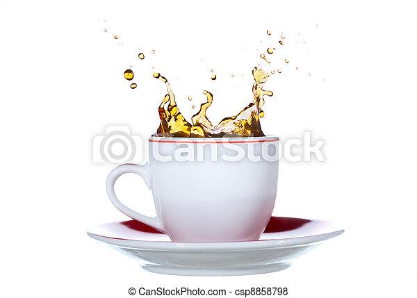 コーヒーカップ - csp8858798