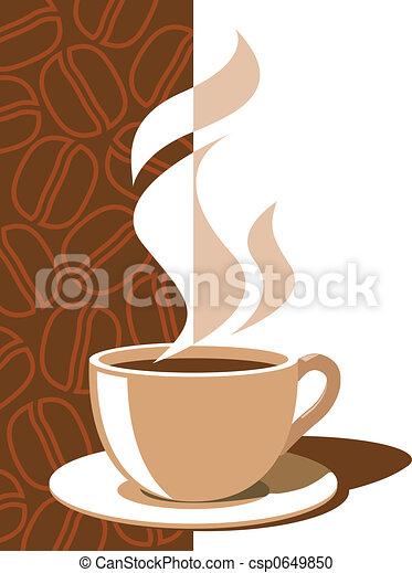 コーヒーカップ - csp0649850
