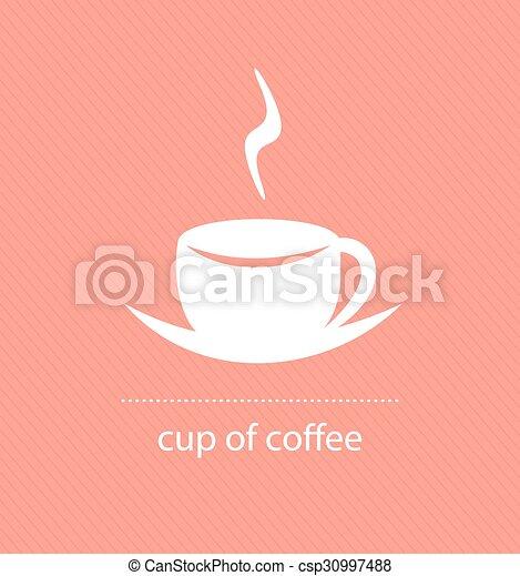 コーヒーカップ - csp30997488