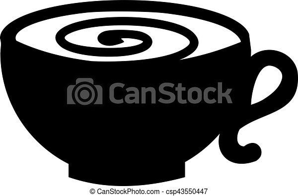 コーヒーカップ - csp43550447