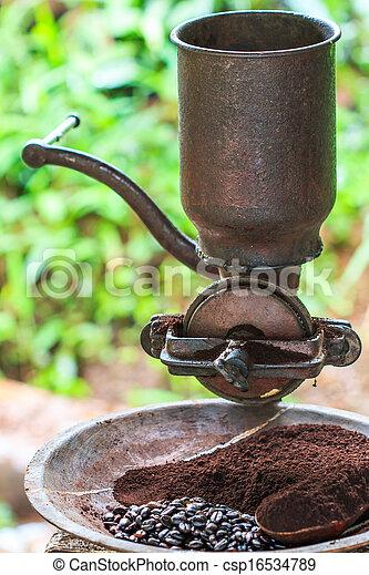 コーヒー, doi, 国民, inthanon, パー, 伝統的である, オリジナル - csp16534789