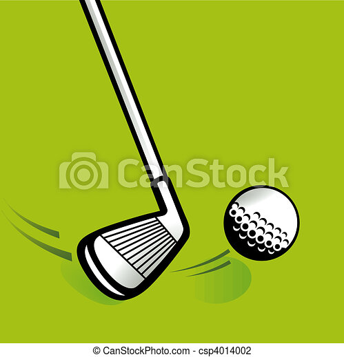 ゴルフ - csp4014002
