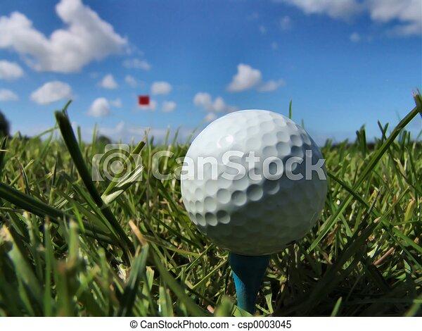 ゴルフ - csp0003045