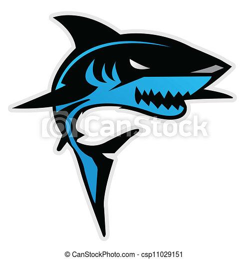 サメ - csp11029151