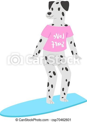 サーフィンをしなさい, 男の子, animalistic, セット, 背景, wakeboard, 犬, 特徴, 若い, スポーツマン, 隔離された, サーファー, サーフィン, ベクトル, イラスト, 動物, 白, doggy, 漫画, サーフボード - csp70462601