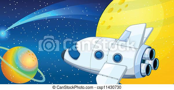 シャトル, スペース - csp11430730