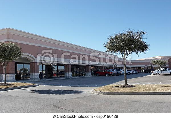 ショッピングセンター - csp0196429