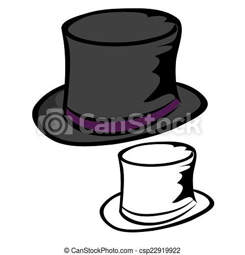 シリンダー, 帽子 - csp22919922