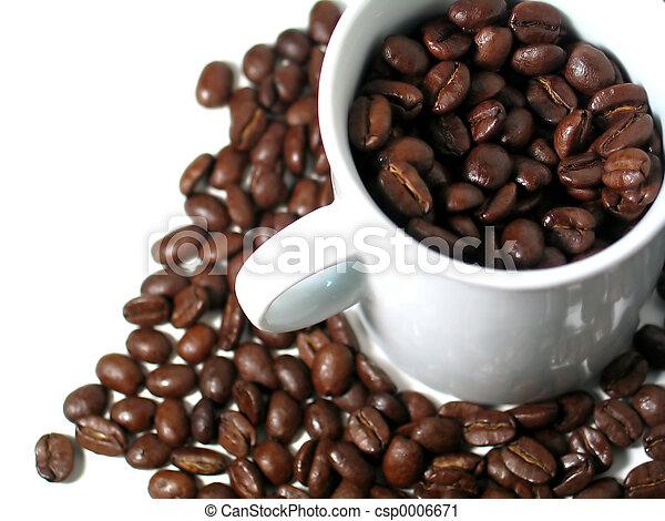 シリーズ, コーヒー, 2 - csp0006671