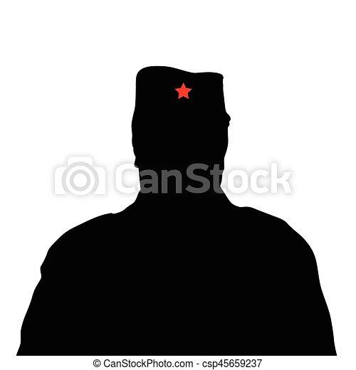シルエット イラスト 星 帽子 赤 人 シルエット イラスト 星