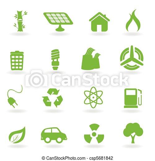 シンボル, 環境, 生態学的 - csp5681842