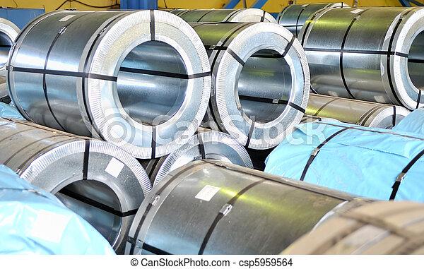 シート, 回転する, 鋼鉄 - csp5959564