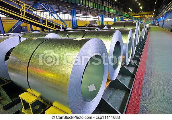 シート, 回転する, 鋼鉄 - csp11111883
