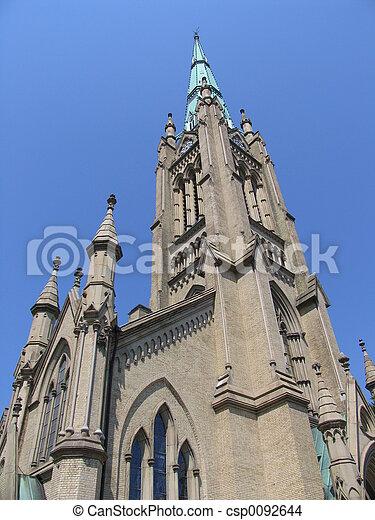 ジェームズ, st. 。, 教会 - csp0092644