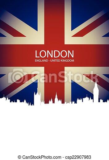 スカイライン, ロンドン - csp22907983