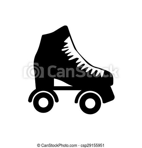 スケート, ローラー - csp29155951