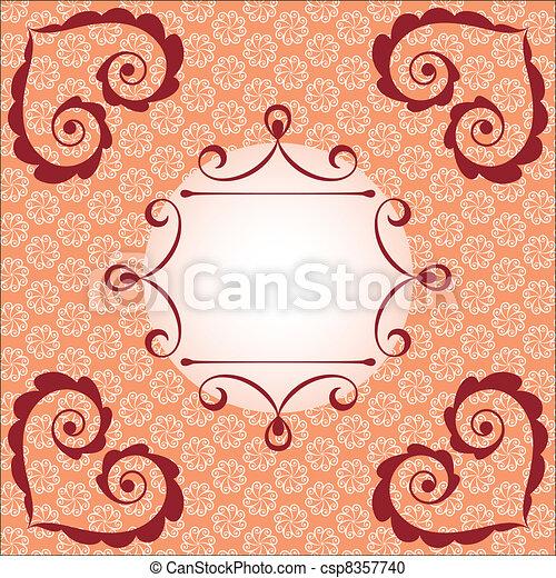 スタイル, アジア人, カード - csp8357740