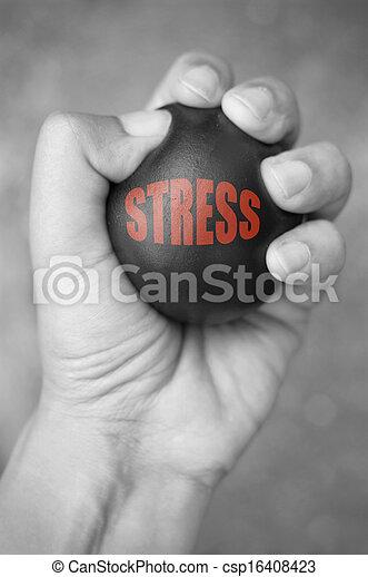 ストレス - csp16408423