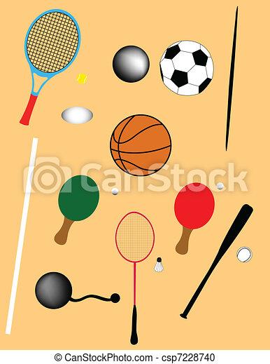 スポーツ, 要素 - csp7228740