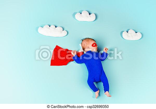 スーパーマン, 未来 - csp32699350