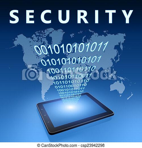 セキュリティー - csp23942298