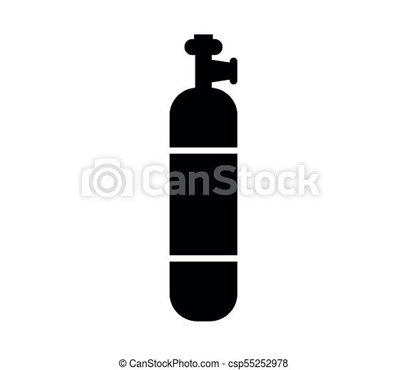 タンク, 酸素 - csp55252978
