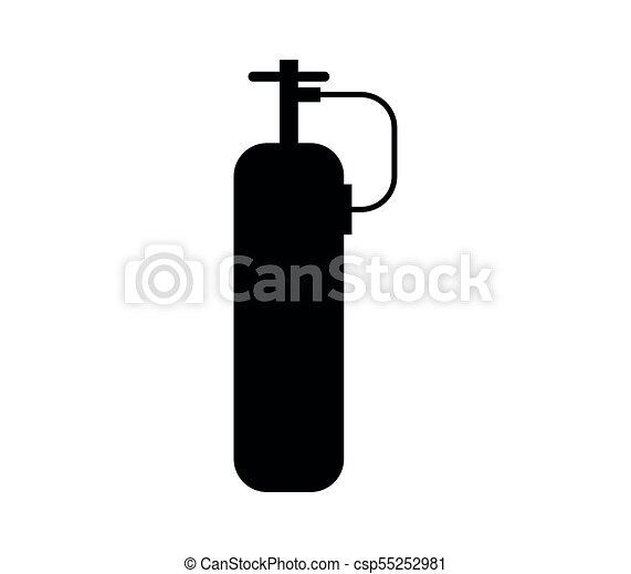 タンク, 酸素 - csp55252981
