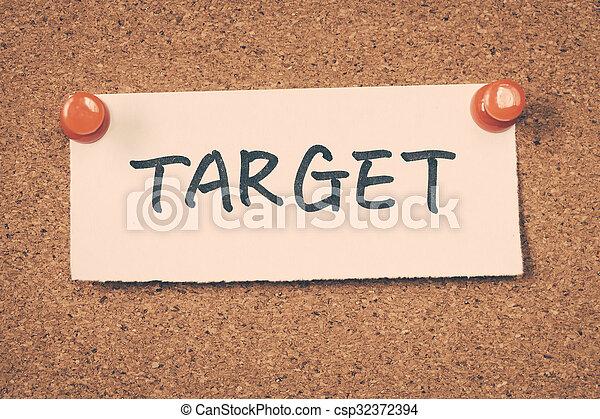ターゲット - csp32372394