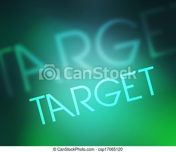 ターゲット - csp17065120
