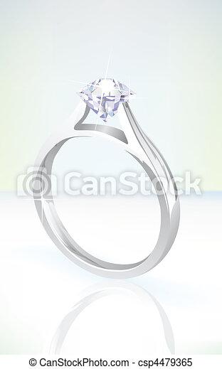 ダイヤモンド 金 才知に長けている 婚約指輪 白 ダイヤモンド 反射