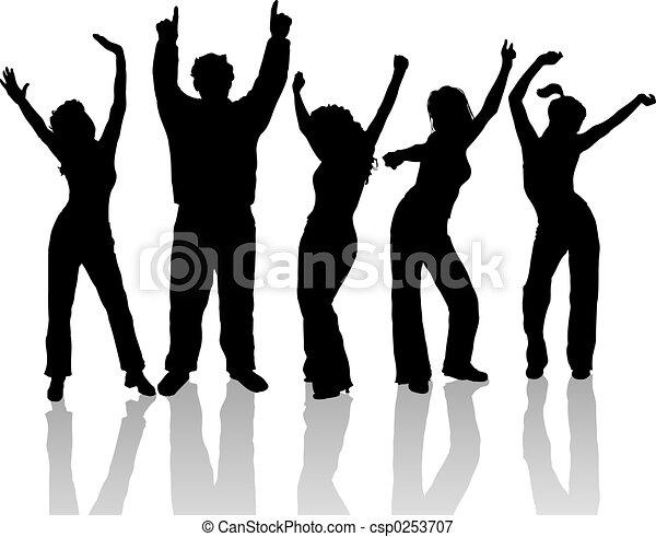 ダンス, everyone - csp0253707