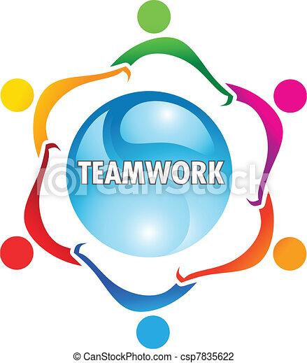 チームワーク - csp7835622