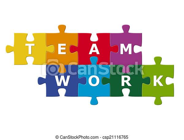 チームワーク - csp21116765