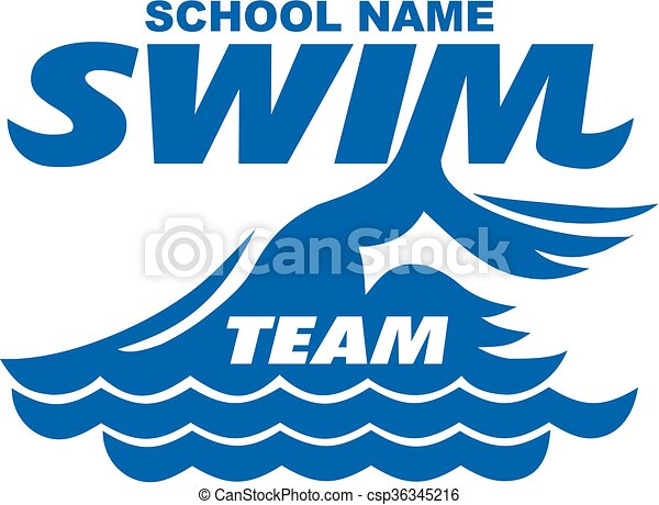 チーム, 水泳 - csp36345216