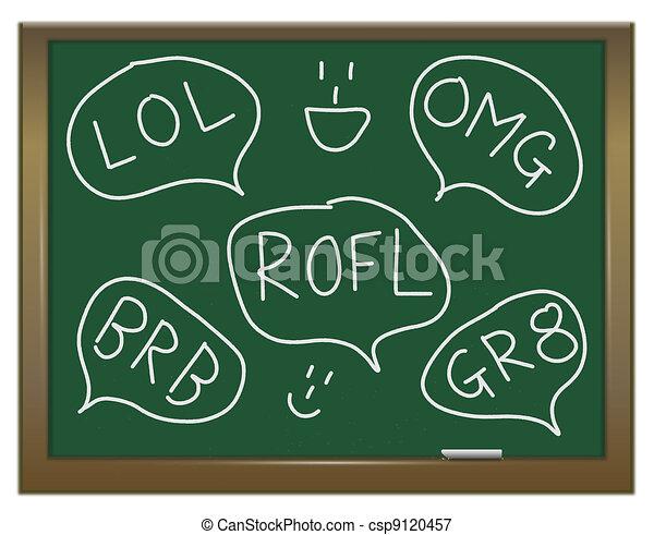 テキスト, abbreviations. - csp9120457